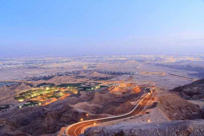 UAE road trip destination at Al Ain