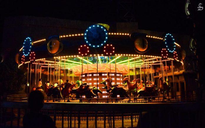 Theme Park - Dubai Family Vacation