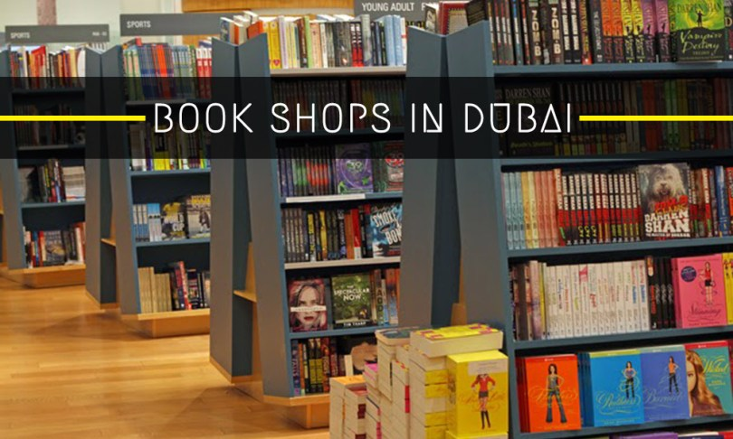 book stores in Dubai
