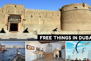 Free Things to Do in Dubai for Budget Travelers