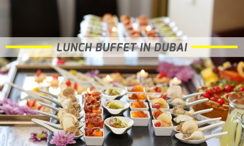 lunch buffet in Dubai