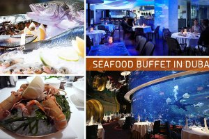 Best Seafood Buffet in Dubai for Seafood Lovers