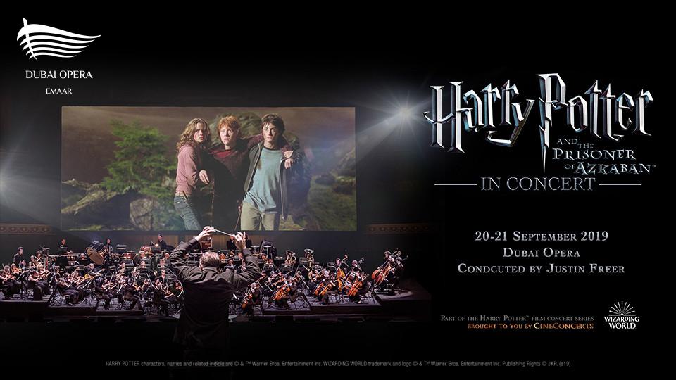 Harry Potter in Concert at Dubai Opera 2019, United Arab Emirates