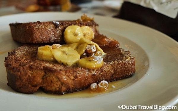 madeleine dubai french toast