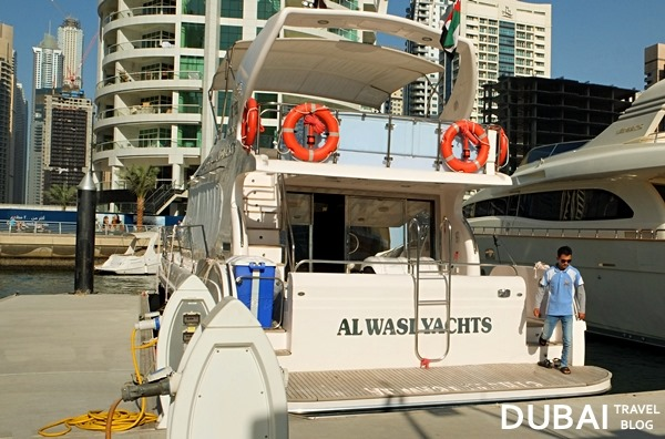 al wasl yachts dubai