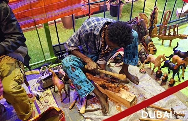 africa global village dubai
