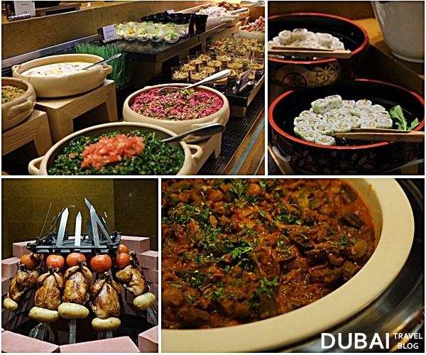 iftar buffet liwan dubai