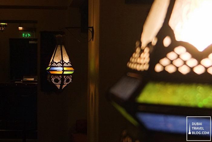 lantern bab al shams