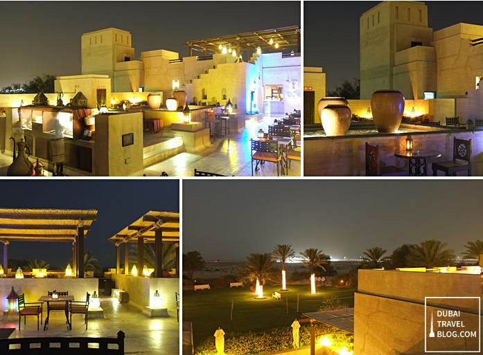 rooftop lounge bab alshams