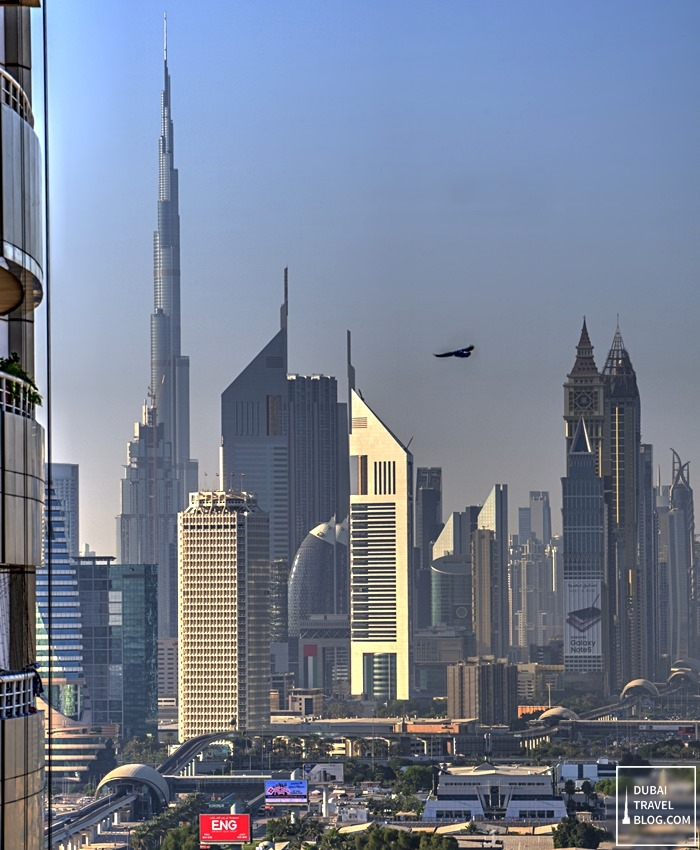 dubai skyline photo