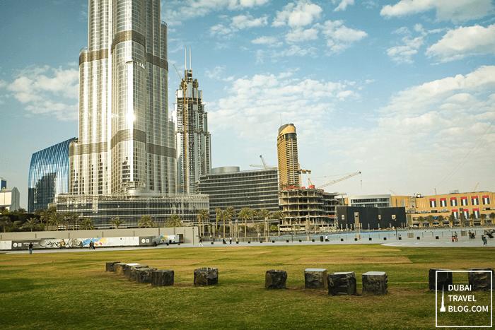 burj park view