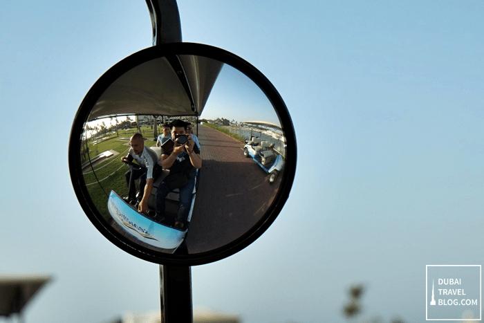 buggy seawings jumeirah golf resort