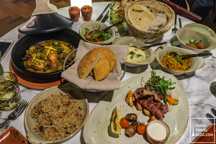 moroccan levant cuisine almaeda dubai