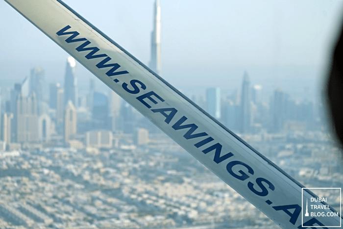 seawings uae tour