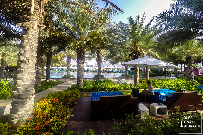 rixos resort the palm dubai