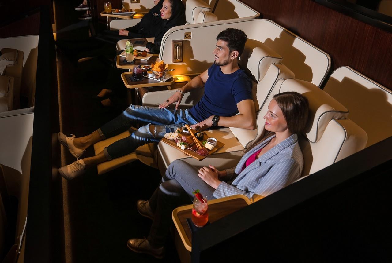Mall Dubai Platinum Cinema