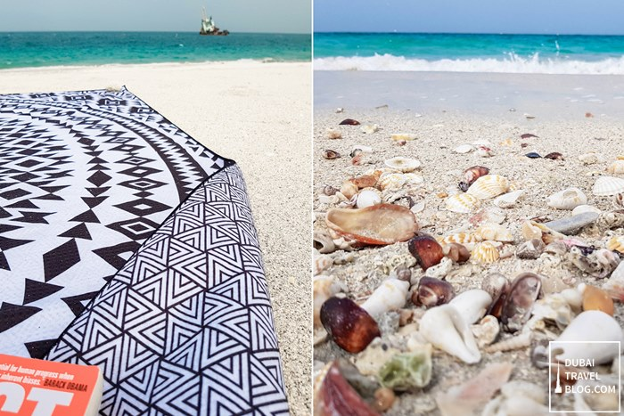 beach towel tesalate dubai