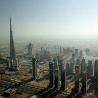 Up the Burj Khalifa: A tall story
