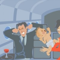Flying with kids: The bad and the worse