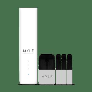 White myle v.4 kit