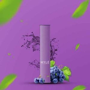 MYLÉ Disposable Pod Grape