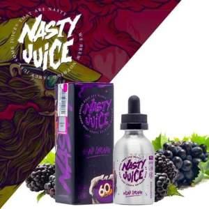 NASTY E-Juice (Asap Grape)