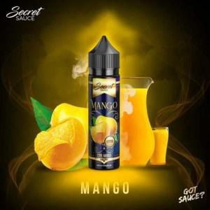 SECRET SAUCE E-Juice Cool Mango