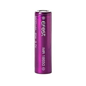 EFEST 18650 3000mAh Flat Original Battery of dubai vape