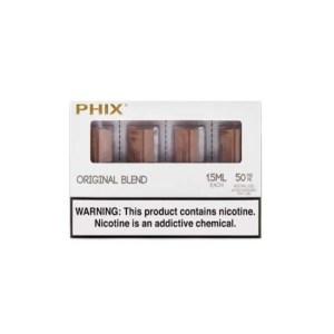 PHIX Pods Original Blend