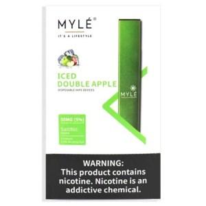 MYLÉ ICED Double Apple