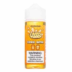LOADED E-Juice (Cookie Butter)