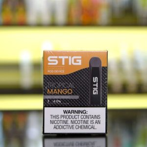 STIG Disposable Pod Tropical Mango