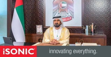 Sheikh Mohammed wishes happiness, peace and prosperity