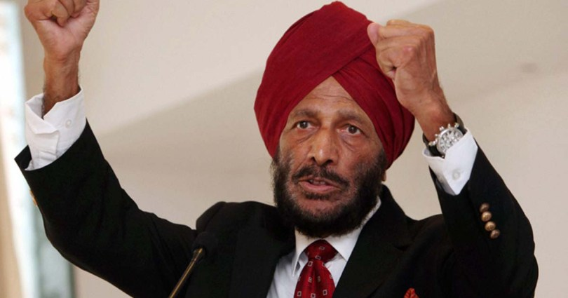 Legendary athlete Milkha Singh dies after surrendering to covid.