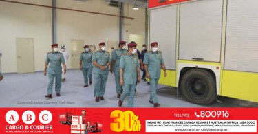 Ajman police say no serious crime has been reported in Ajman for the second year in a row._dubaivartha