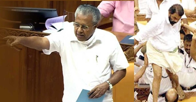 Assembly bribery case: Minister V. Chief Minister Pinarayi Vijayan in the assembly said that Sivankutty should not resign