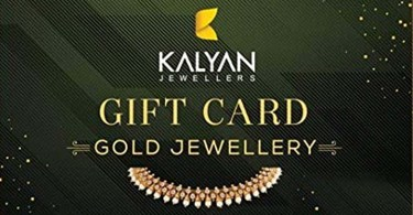 Kalyan Jewelers gift cards are available at select Lulu supermarkets
