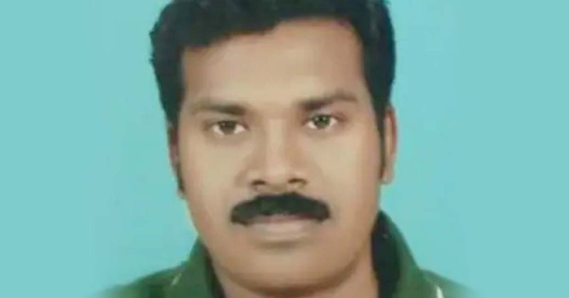 Tirur native, who was returning home from Sharjah, collapsed and died at the Karipur airport.