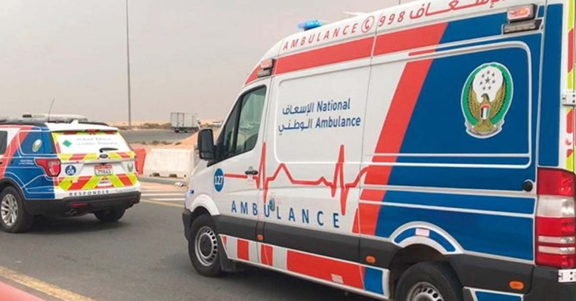 A 4-year-old girl has died after falling from a villa in Ras Al Khaimah.