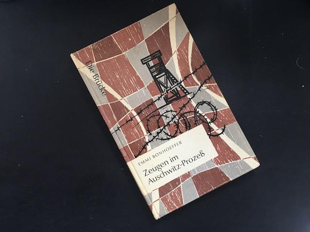 Emmi Bonhoeffer – Zeugen im Auschwitzprozeß