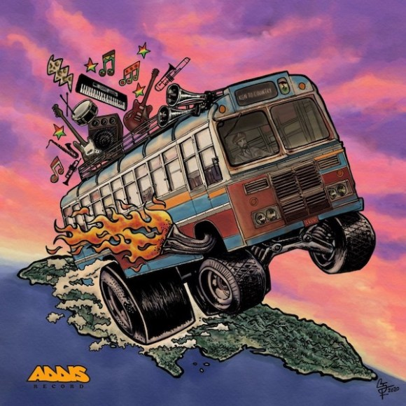 Addis Records: Jamaica By Bus