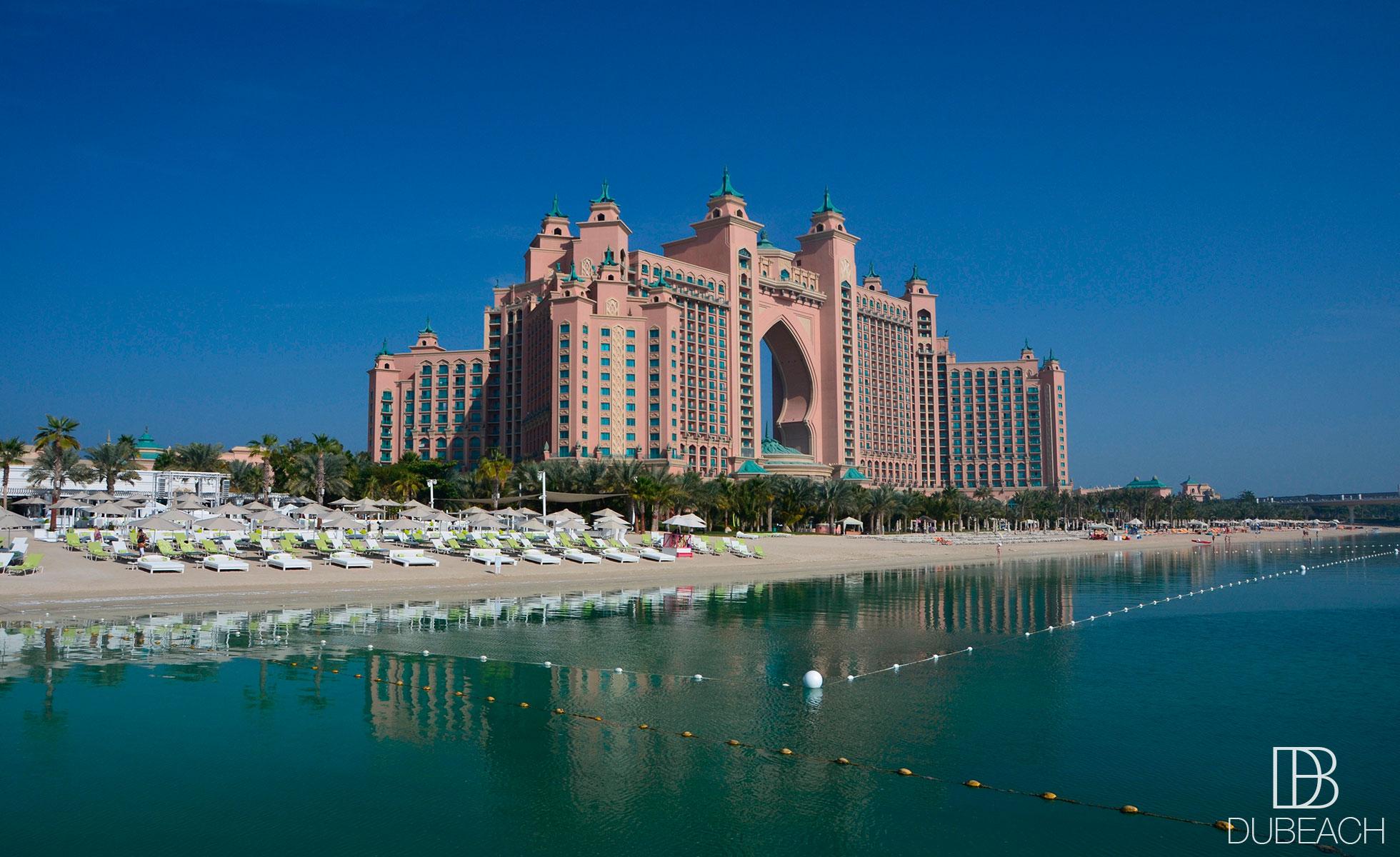 Nasimi Beach Club Dubai Ladies Day Atlantis The Palm