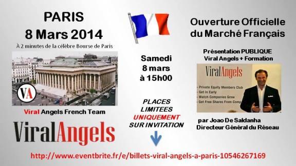 ouverture officielle viral angels france 8 03 2014 a 15h00