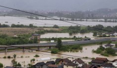 Flood in Bosnia-Herzegovina and Serbia