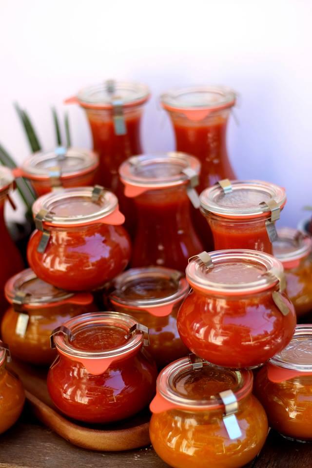 Sauce Tomate Maison Conservation Sans Sterilisation : sauce, tomate, maison, conservation, sterilisation, Faites, Conserves, Sauce, Tomate, Maison, Bento