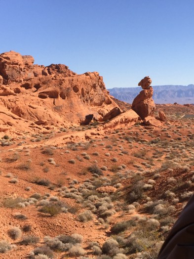 The real Valley of Fire.