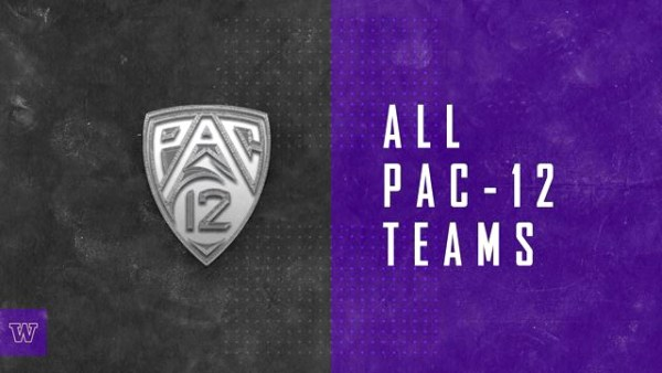 Husky Players Swarm All-Pac-12 Season Honors