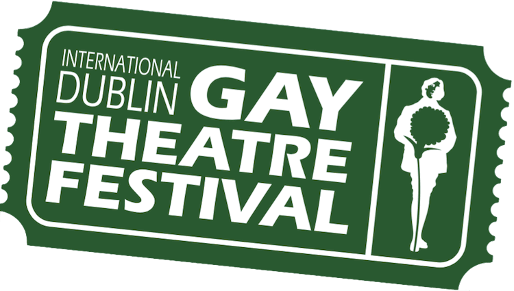 International Dublin Gay Theatre Festival logo