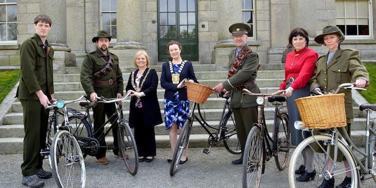 1916 Bike Week Commemorative Cycle