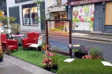 Bloom Fringe urban redesign